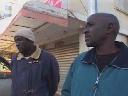 הפליטים הסודנים לא רצויים כאן, וזה כבר לא חדש (צילום: חדשות 2)