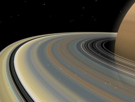 כוכב שבתאי (צילום: istockphoto)