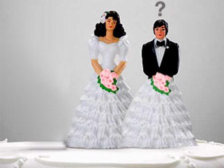 החתן ברח עם הכסף (צילום: אורנג' ניוז)