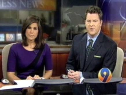 מגישי הרשת ההמומים חוזרים לשידור, הלילה (צילום: חדשות2)