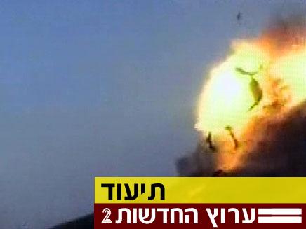 אימוני חמאס (צילום: חדשות 2)