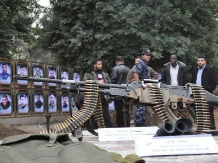 צפו בתמונות מהתערוכה (צילום: חדשות 2)