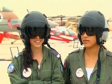 הטייסות החדשות (צילום: חדשות 2)