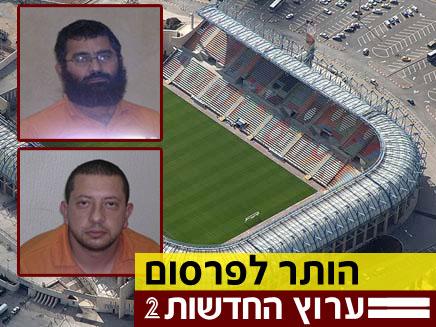 פעילי החמאס החשודים במעורבות לפעילות צבאית בטדי (צילום: חדשות 2)