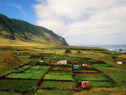 טריסטן דה קונה, האוקיינוס האטלנטי (צילום: האתר הרשמי)