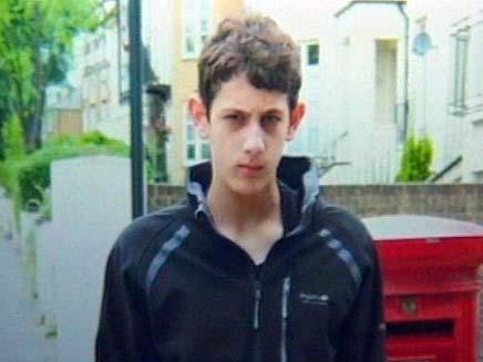 עידן לוי, נער בן 15 שמת מסיבוכי שפעת (צילום: חדשות 2)