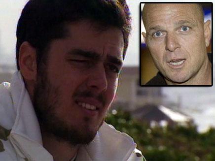 תמיר ואבי כהן (צילום: חדשות 2)