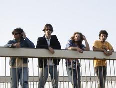 להקת הקונפליקט (צילום: לירון כהן אביב)