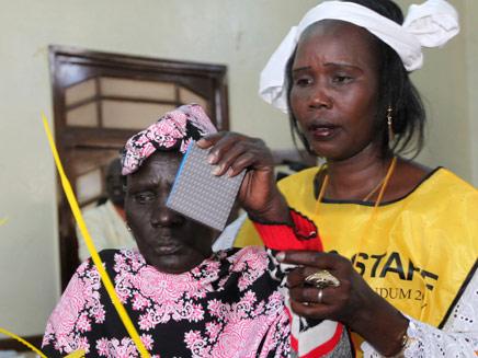 בדרום סודן בוחרים עצמאות (צילום: AP)