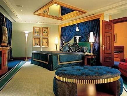 מלון בור'ג אל ערב סוויטה (צילום: האתר הרשמי)