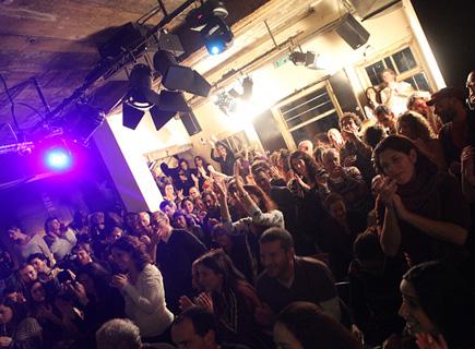 קהל, דה בנדה (צילום: נועה מגר)
