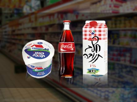 המוצרים על הכוונת (צילום: חדשות 2)