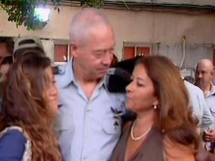 יואב וקלודין גלנט (צילום: חדשות 2)