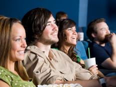 בית קולנוע (צילום: RichLegg, Istock)