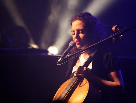 מאיה בלזיצמן, דניאל סלומון השקה (צילום: נועה מגר)