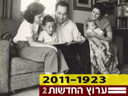 סוניה פרס. 1923 - 2011