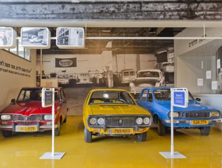 מוזיאון רנו (צילום: שי ווליץ)