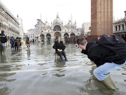 2 שטפון אירוני בונציה