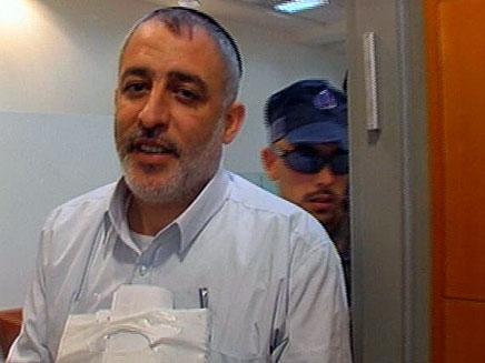 סמי לוי. לא יישב בכלא (צילום: חדשות 2)