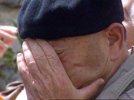 """""""הבעיה של ניצולי השואה היא לא בעיה נסתרת (צילום: חדשות 2)"""
