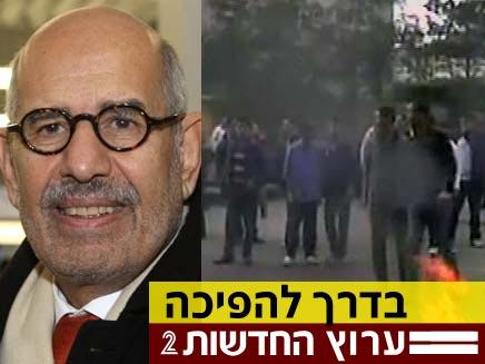 מוחמד אל בראדעי, שותף בהנהגת המהומות?