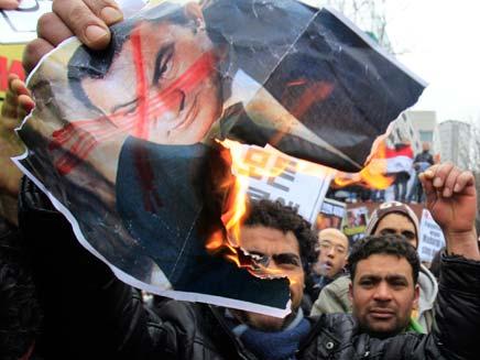 המצרים כבר לא מפחדים (צילום: AP)