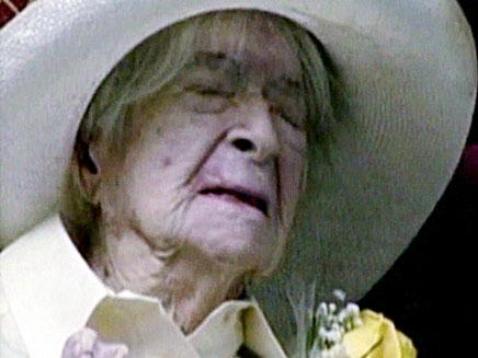 הסוד לחיים ארוכים: מקהלת הכנסיה (צילום: חדשות 2)