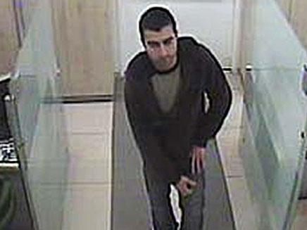 מזהים את החשוד בתקיפה? (צילום: משטרת ישראל)