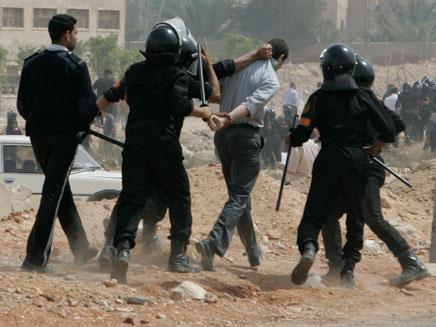 מהפכה במצרים (צילום: חדשות 2)