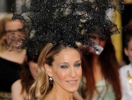 כובעים של כוכבים (צילום: Gareth Cattermole, GettyImages IL)