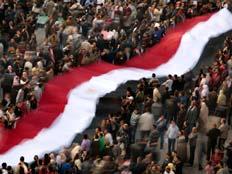 חשש להסכם השלום עם מצרים (צילום: AP)