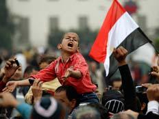 המהומות במצרים. ארכיון (צילום: AP)