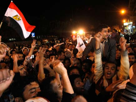 הפגנות בתימן (צילום: חדשות 2)