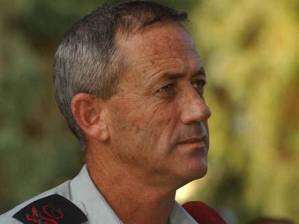 גנץ במסר תקיף לארגוני הטרור הפלסטינים