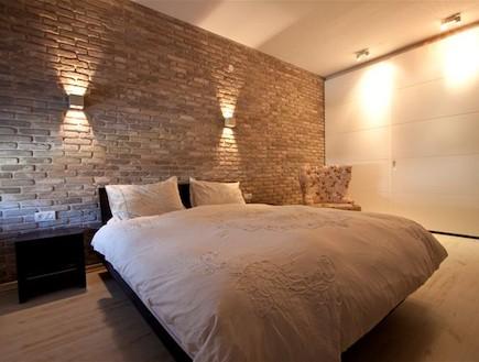 חדר שינה אחרי שיפוץ - חגית רוזנברג (תמונת AVI: עמית פלד)