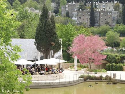 הגן הבוטני האוניברסיטאי ירושלים (יח``צ: יהודית מרקוס,  יחסי ציבור )