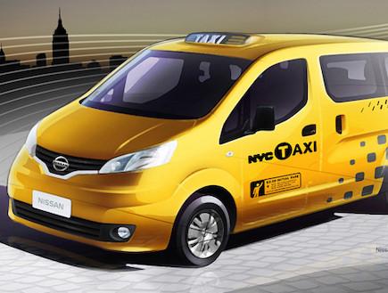 מונית ניו יורקית - הדור הבא