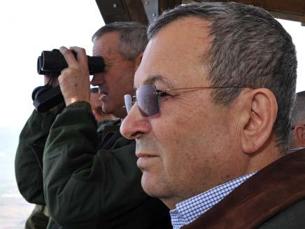 מופז לא משתכנע (צילום: אריאל חרמוני-משרד הביטחון)