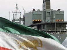 ספינות, אירן, דגל (צילום: חדשות 2)