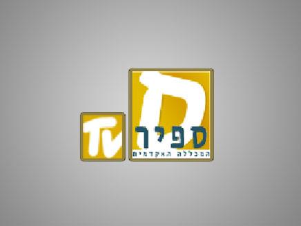 לוגו מכללת ספיר (צילום: חדשות 2)