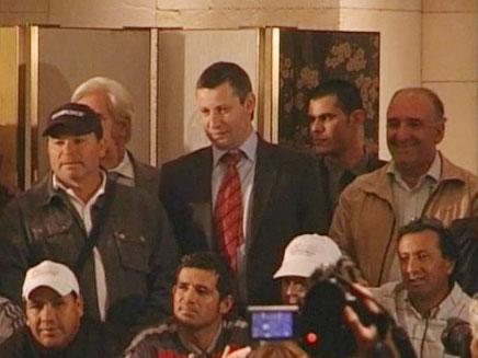 הכורים מצ'ילה. ממשיכים במסע (צילום: חדשות 2)