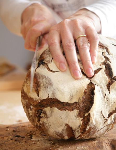 לחם פראי (צילום: דניאל לילה, על השולחן)