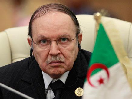 נשיא אלג'יריה, בוטיפליקה (צילום: רויטרס)