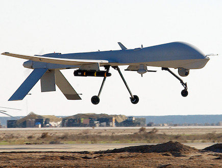 "MQ-1 פרדטור - מל""טים (צילום: Getty Images, GettyImages IL)"