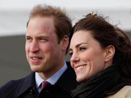 הדוכס והדוכסית מקיימבריג' (צילום: רויטרס)