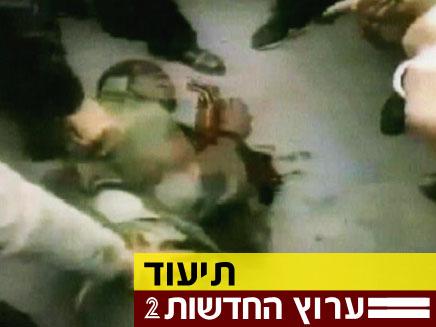 לוב, לינץ, חייל, מוות (צילום: חדשות 2)