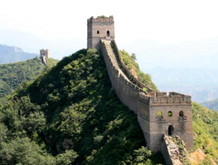 החומה הסינית - החומות היפות בעולם (צילום: Chris Ronneseth, Istock)