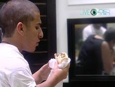 אלעד אוכל שווארמה