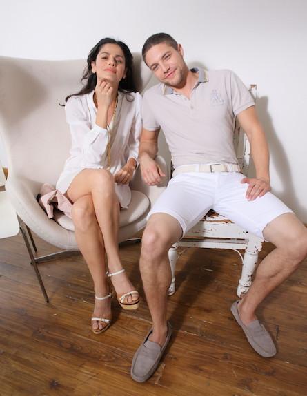 עתי שולברג וסנדי בר, הוניגמן 2011