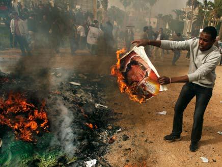לפחות 6,000 הרוגים בלוב (צילום: רויטרס)